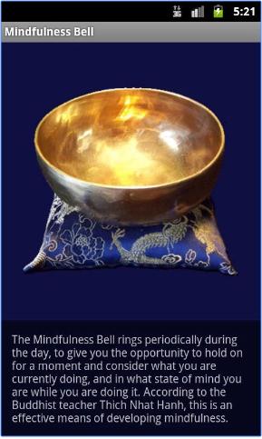 Mindfulnessbell